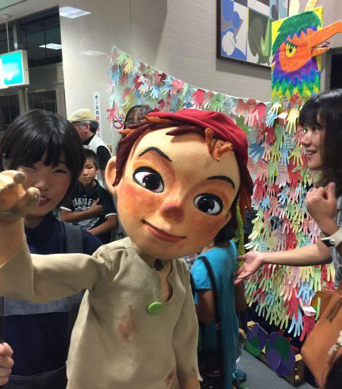 マイシアター高松45周年記念例会『怪じゅうが町にやって来た』!