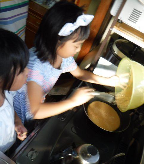 あげパンを作るよ!!