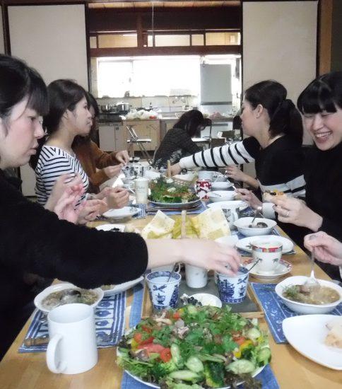 丹羽さんの紅茶を楽しむブランチの会